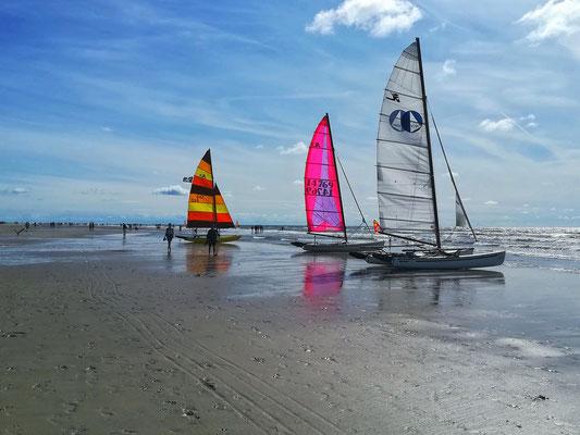 Strand von St. Peter Ording; Foto: Sonja Grambach