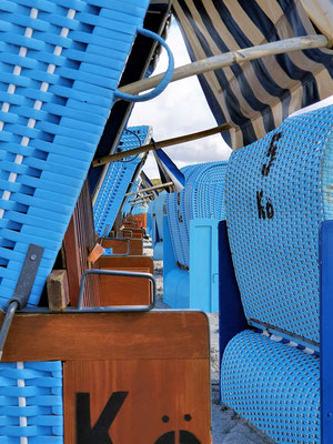 Strandkörbe i, Ostseebad Rerik, Kreis Rostok; Foto: André Rusch