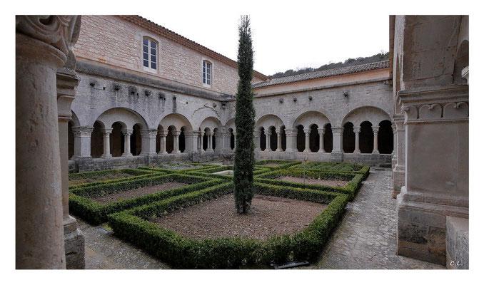 Abtei von Sénanque - Provence, Frankreich