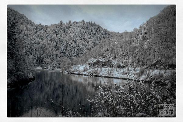 Witznau-Stausee