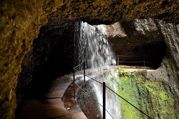 Levadas auf Madeira, das sind Bewässerungssysteme; Foto: Sabine Mathis