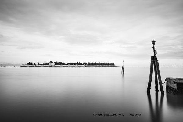 Friedhofsinsel von Venedig; Foto: Inge Straub