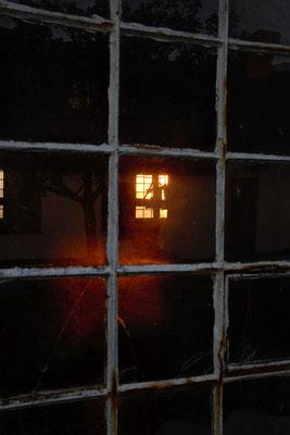 Fenster im Fenster, Schweden; Foto: Katrin Schönenberger