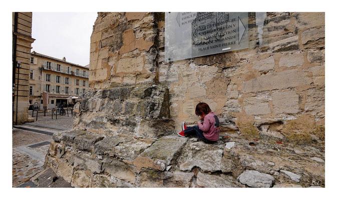 In Avignon