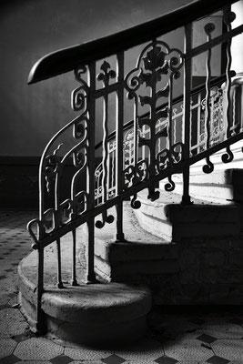 Beelitz Heilstätten in Brandenburg; Foto: Joachim Hartbaum