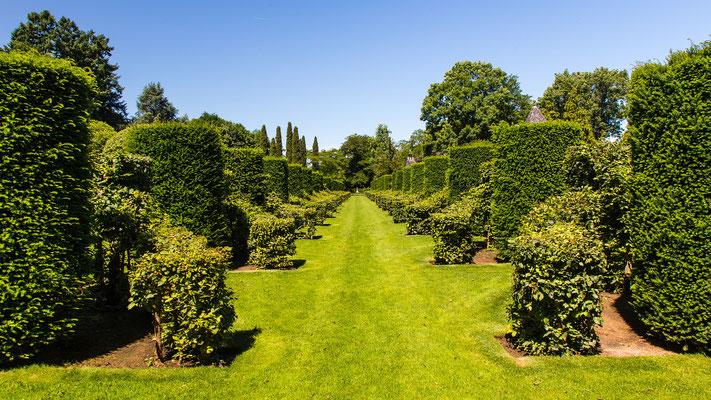 Park Eyrignac bei Montignac, Frankreich; Foto: Thomas Schulter