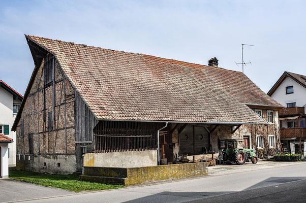 altes Bauernhaus ... : Foto: Rudi Franck