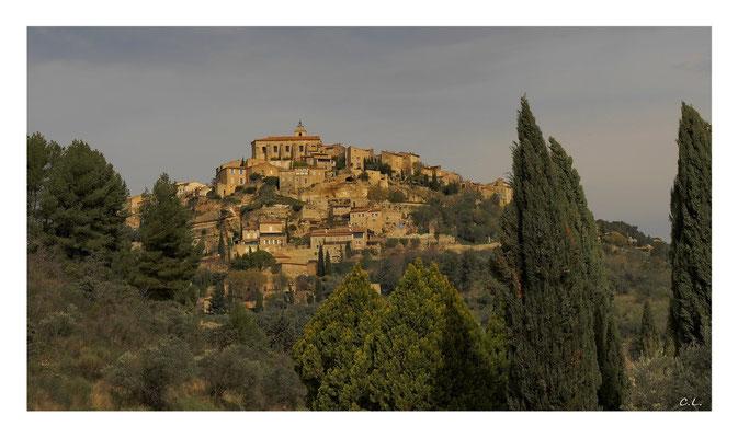 Gordes - Provence, Frankreich