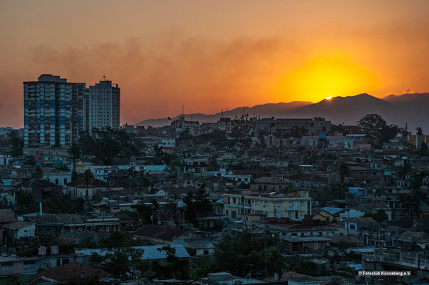 Abends in Melia Santiago, Cuba; Foto: Rudi Franck