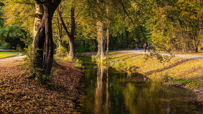 München, englischer Garten; Foto: Thomas Schulter