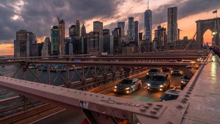 New York; Foto: Iris Blümling