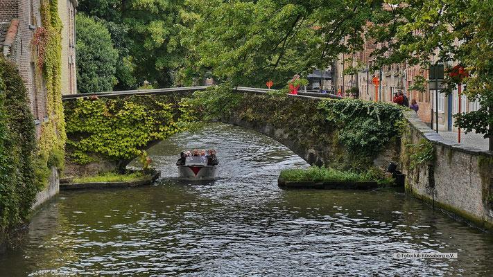 Altstadtbrücke in Brügge; Foto: Rudi Franck