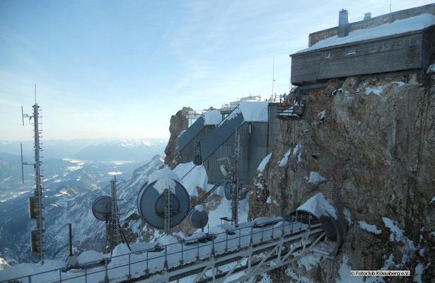 Zugspitze; Foto: Katrin Schönberger