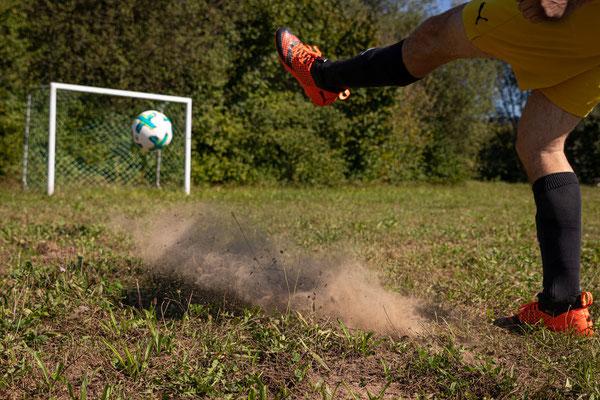 Fußballer - Symbolbild; Foto: Michael Götz