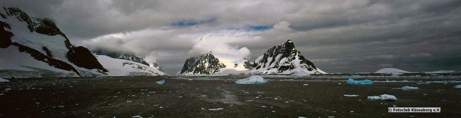 Antarktis; Foto: Wolfgang Eigener