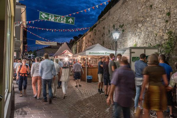 Jazz-Fest Tiengener Sommer; Foto: Rudi Franck