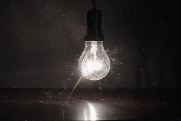 Experiment; Foto: Rudi Franck