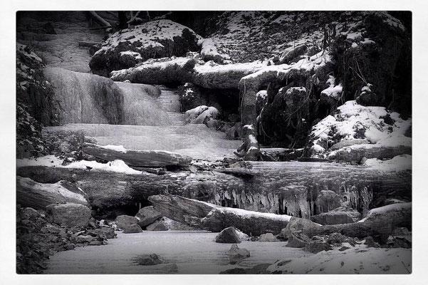 Ölbach-Wasserfall im Wangental (D)