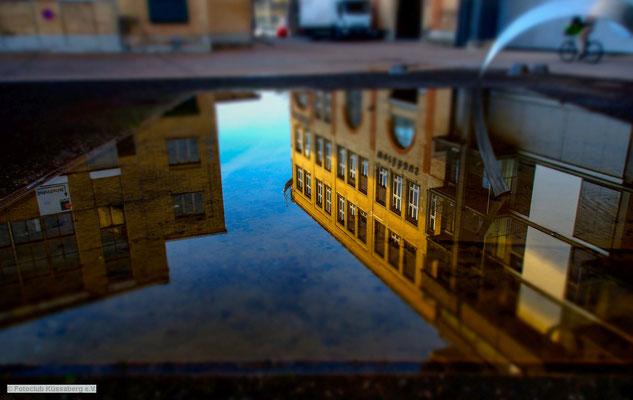 Katharina-Sulzer-Platz, Winterthur; Foto: Sonja Grambach