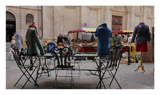 Markttag - Provence