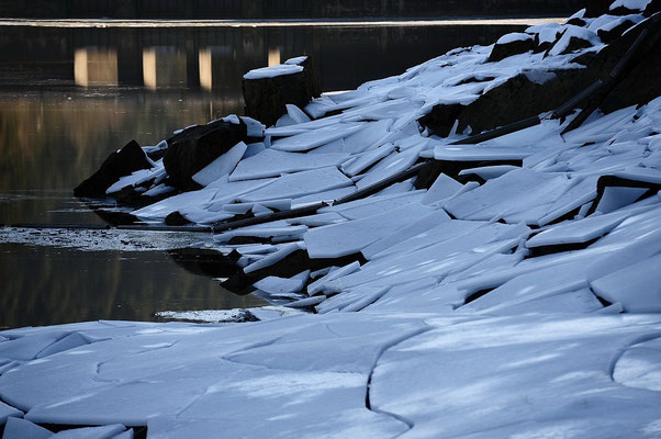 Joachim Hartbaum, Eis auf dem Stausee