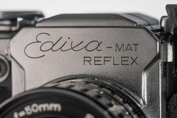 Edixa mat Reflex; Foto: Michael Paiano