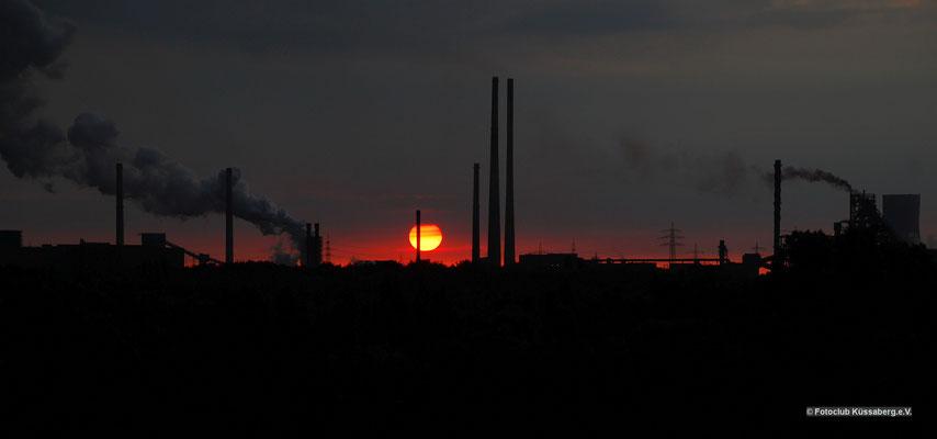Ruhrgebiet; Foto: Fred Bischoff
