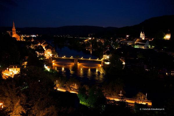 Laufenburg Rheinbrücke CH-D; Foto: Richie Frank