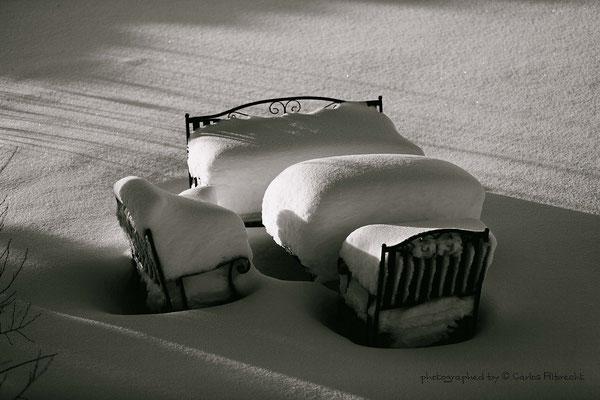 Winter im Schwarzwald; Foto: Carlos Albrecht