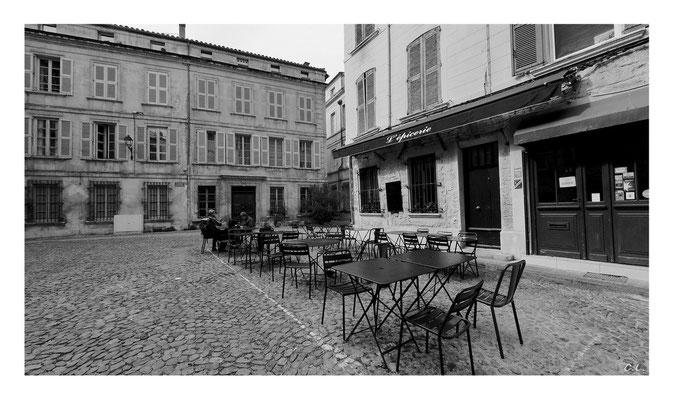 Avignon - Provence, Frankreich