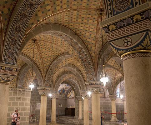 Die Kathedrale von Pecs, Ungarn; Foto: Rudi Franck