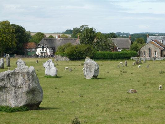Stonecircle, Avebury