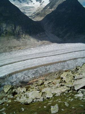 Aletsch Gletscher, Schweiz