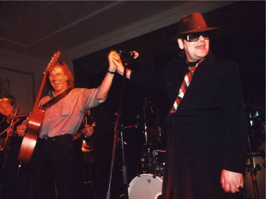 Günter & Udo Lindenberg
