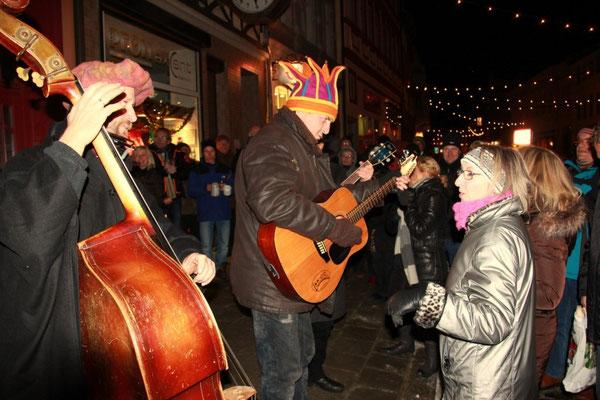 Foto: www.fotostudio-ontour.de, Weihnachten in den Höfen, Quedlinburg, 08.12.2012