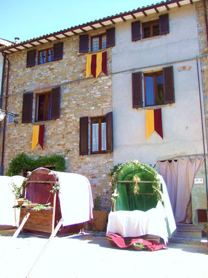 BED AND BREAKFAST BEVAGNA CASA ANNA