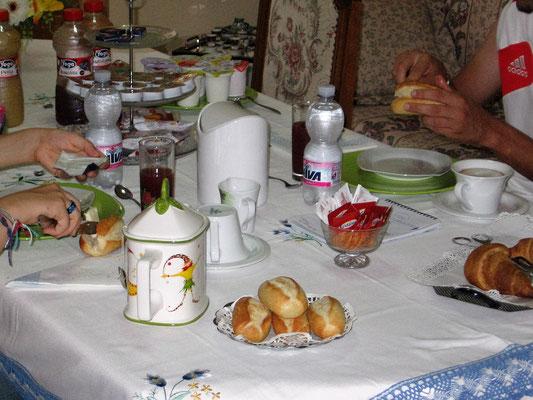BED AND BREAKFAST BEVAGNA CASA ANNA colazione