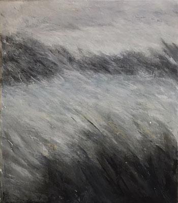Ohne Titel, 40x40cm, Acryl auf Leinwand
