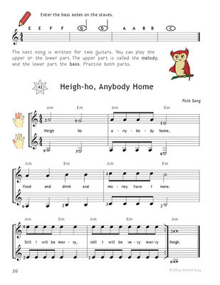 children-song-for-guitar-free-download