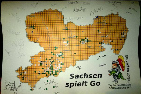 Region um Schwarzenberg war heiß umkämpft