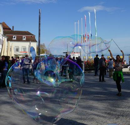 Ein Jahr bis zur Landesgartenschau Eröffnungsfest Landungsplatz