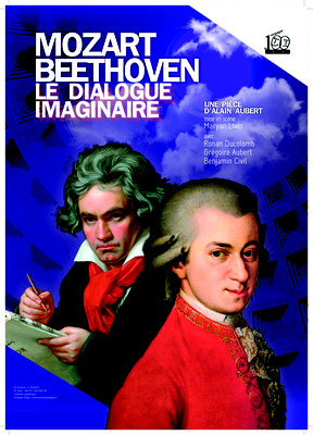 Mozart et Beethoven le dialogue imaginaire