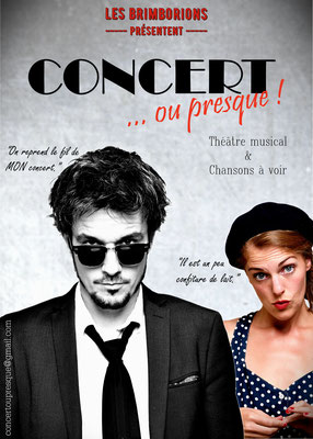 "Samedi 11 mai - 15h00 au foyer : ""Concert... ou presque !"""