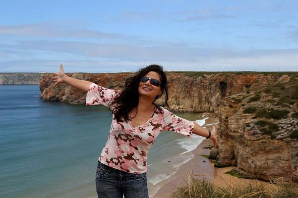 Wind an der Algarve