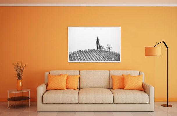 Titel: ataraxia (Griechisch; Zustand der Freiheit und der Ruhe) Format: 30 x 20 cm / Preis: 49,- (Rahmen kostenlos)
