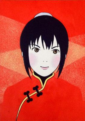 『中華少女』オリジナル、2015