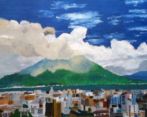 絵画、油彩、2011