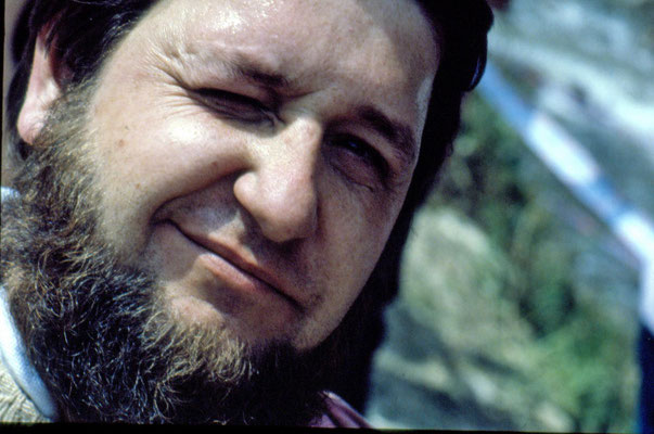 Martin Eder, ca. 1981, Image: Max Hengl