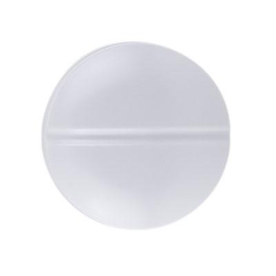Código PT 050 -PASTILLERO PíLDORA- 4 Compartimentos.  Material: Plástico Tamaño: 6.4 cm Diámetro.