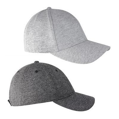 Código   CAP 007    Gorra Evony. Broche de velcro.  Material:  Algodón Jersey.